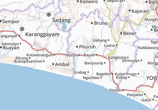 Butuh Map