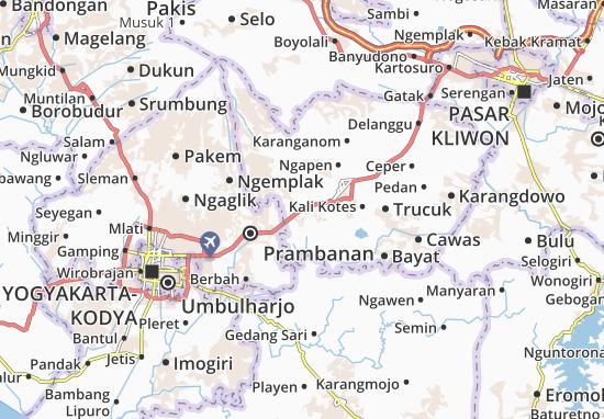 Mapas-Planos Jagonalan