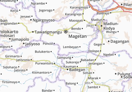 Parang Map