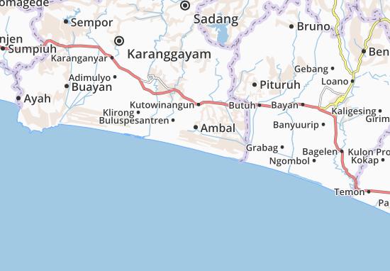 Ambal Map