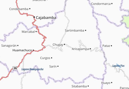 Mappe-Piantine Chugay
