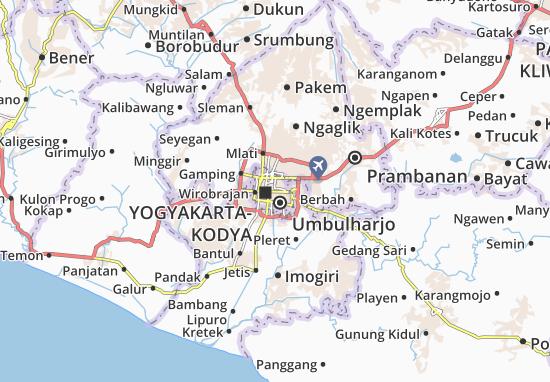 Gunung Ketur Map: Detailed maps for the city of Gunung Ketur ...