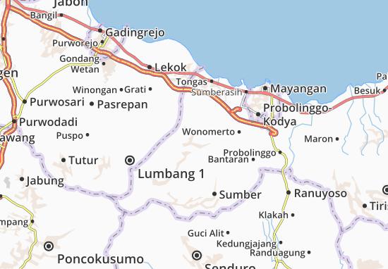 Lumbang 2 Map