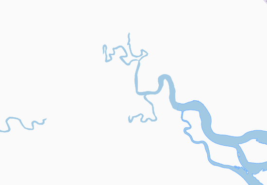 Bamu River Mission Map