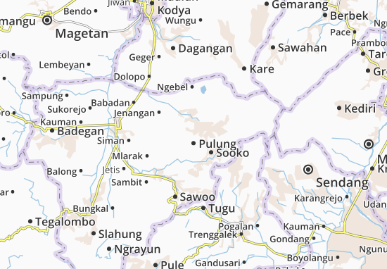 Pulung Map