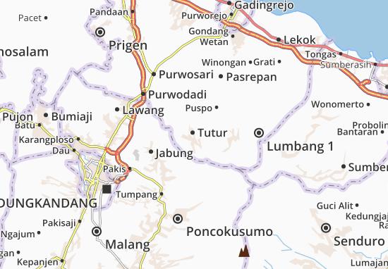 Tutur Map