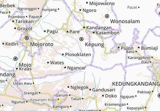 Puncu Map