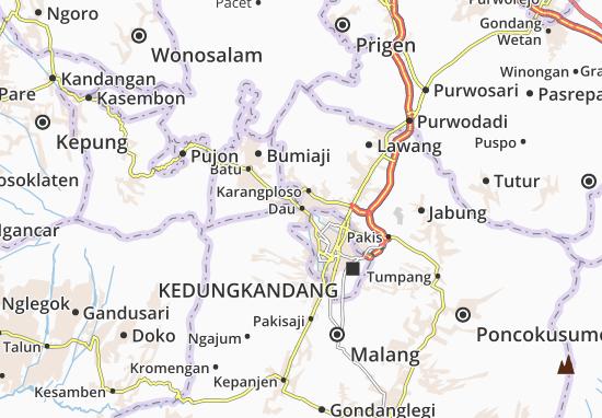 Dau Map