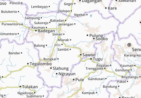 Sambit Map