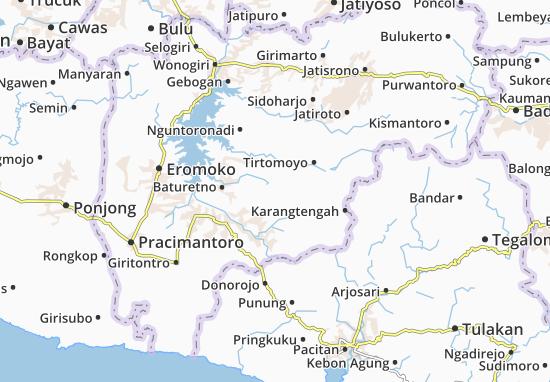 Mappe-Piantine Batuwarno
