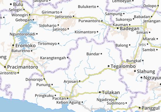 Mappe-Piantine Nawangan