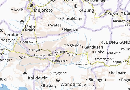 Mappe-Piantine Nglegok