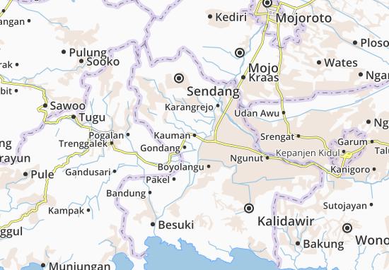 Kauman Map