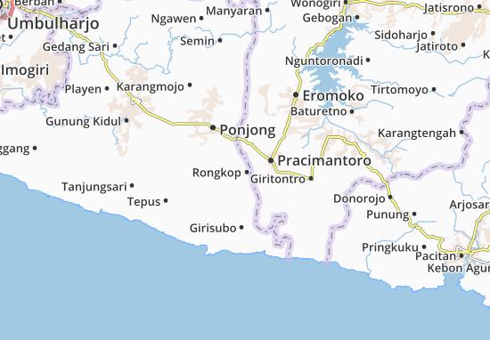 Mappe-Piantine Rongkop