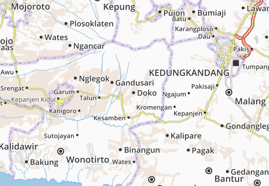 Doko Map