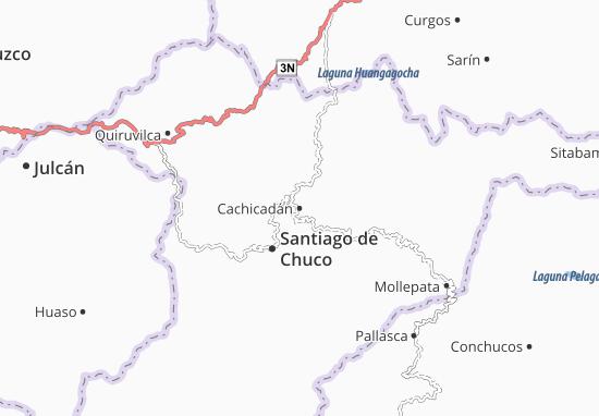 Carte-Plan Cachicadán