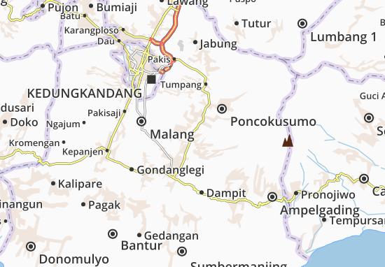 Mapas-Planos Wajak