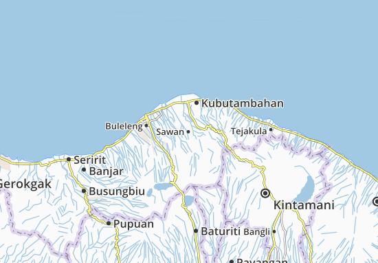 Sawan Map