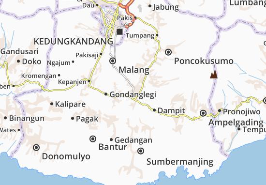 Turen Map
