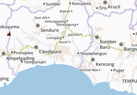 Kunir Map