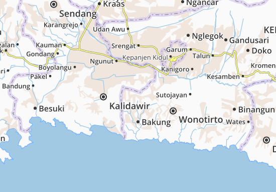 Mappe-Piantine Kademangan 1