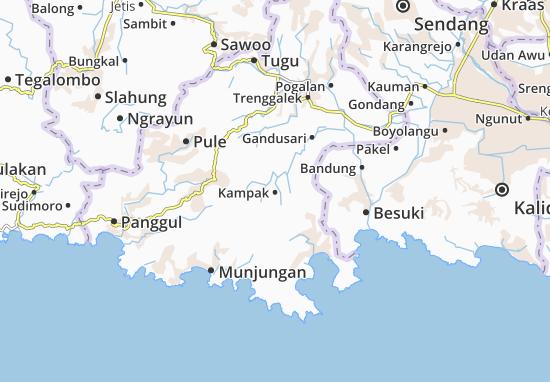 Mappe-Piantine Kampak