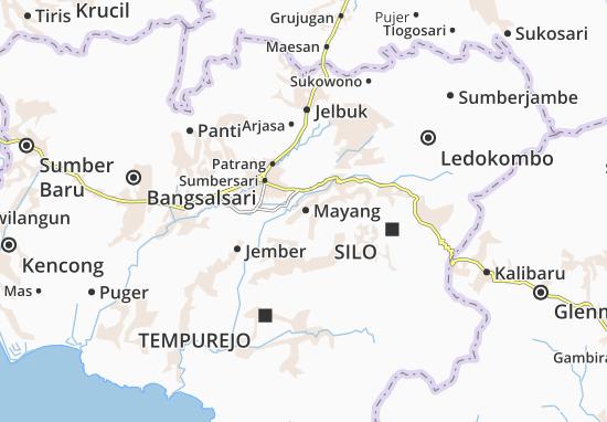 Mayang Map