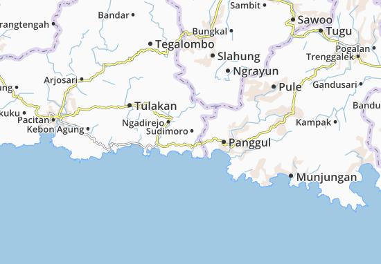 Mappe-Piantine Sudimoro
