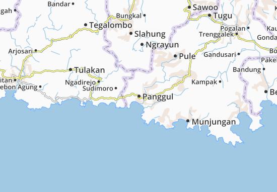 Panggul Map