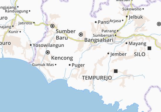 Balung Map