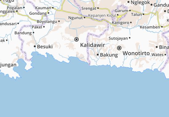 Pucanglaban Map