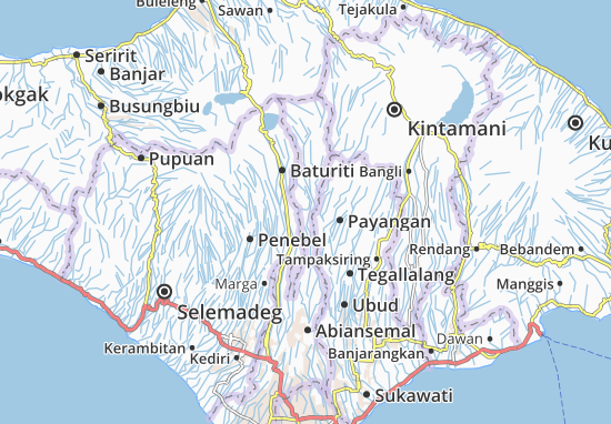 Petang Map