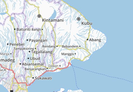 Selat Map