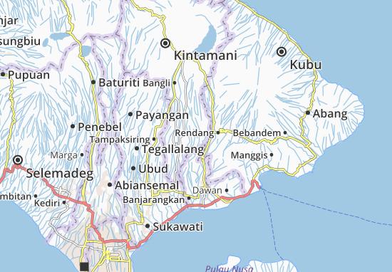 Tembuku Map