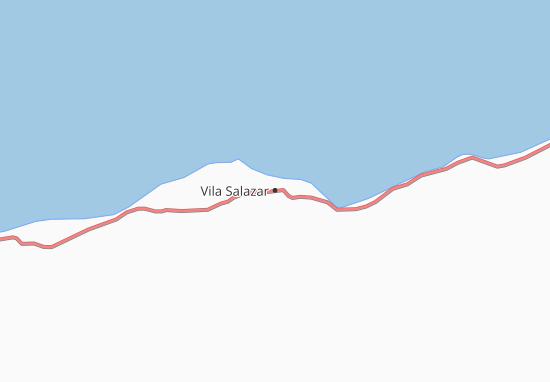 Vila Salazar Map