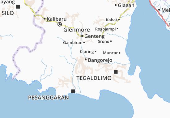 Mapas-Planos Bangorejo