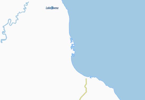 Kurereda Map