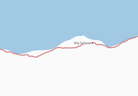 Baucau Map