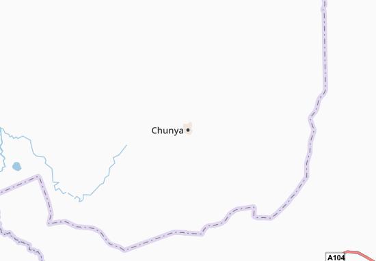 Mappe-Piantine Chunya