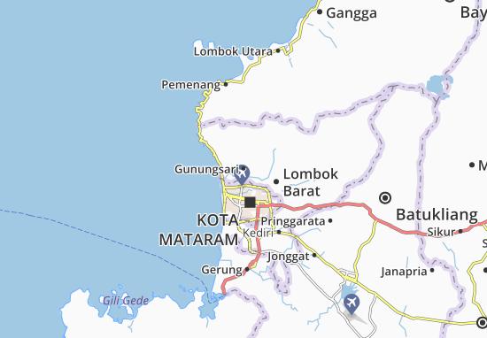 Mappe-Piantine Gunungsari