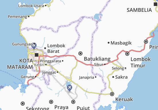 Mappe-Piantine Batukliang
