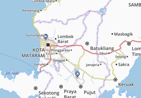 Mappe-Piantine Pringgarata