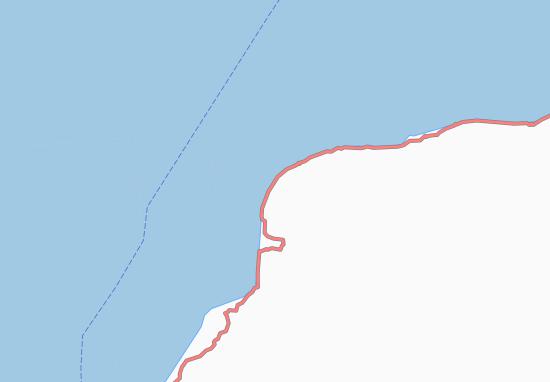 Carte-Plan Ponta Carimbala