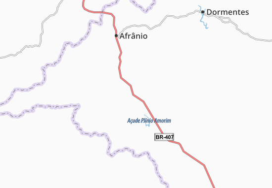 Map of Arizona  Michelin Arizona map  ViaMichelin