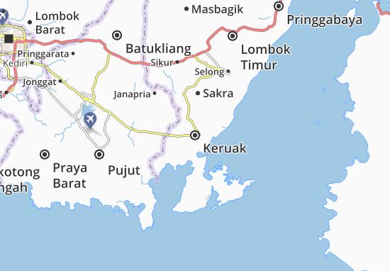 Keruak Map