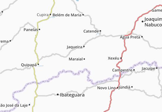 Mappe-Piantine Maraial