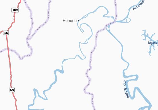 Tournavista Map