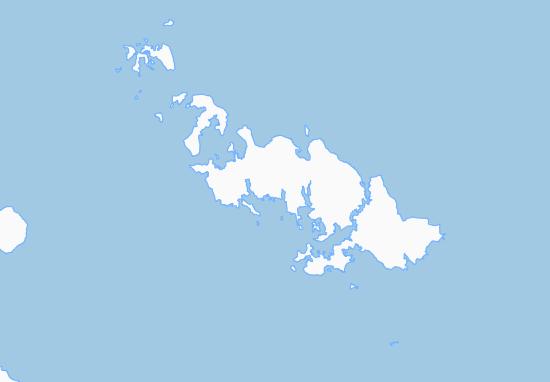 Mapas-Planos Tulagi