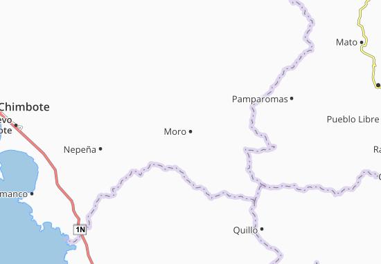 Mappe-Piantine Moro