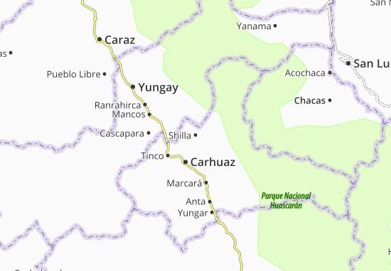 Shilla Map